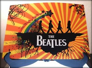 THE BEATLES - Here Comes the Sun - Flat Earth Pop Art