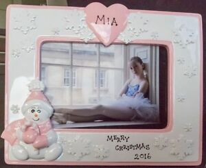 Personalised Boys and Girls Photo frame
