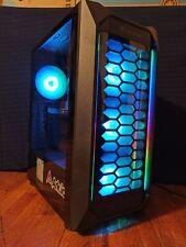 Custom Build Gaming PC Desktop Computer Intel i5 3.30GHz,16GB,Win10,RGB,WIFI WOW