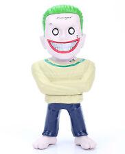 "Jada Toys 4"" Suicide Squad Metals Diecast Figure 97944 The Joker Arkham Version"