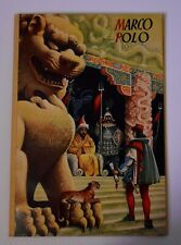 The Voyage of Marco Polo pop-up book, by Voitech Kubasta