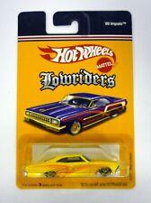 HOT WHEELS '65 IMPALA Lowriders Die-Cast Car MOC COMPLETE 2006