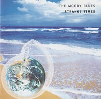 THE MOODY BLUES - STRANGE TIMES - CD