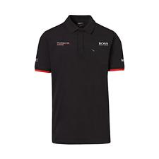 Porsche Driver's Selection Men's Polo Hugo Boss (Black)- Motorsport Collection