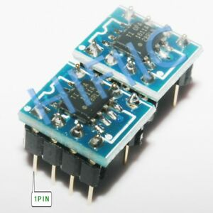 1PCS OPA1611AID OPA1611A ON DIP8 ADAPTER