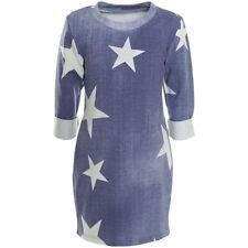 128GB Mädchenkleider im Tunika-Stil aus Baumwollmischung in Größe