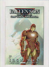 Fallen Son: Death of Captain America #5 VF/NM 9.0 Marvel Iron Man Michael Turner