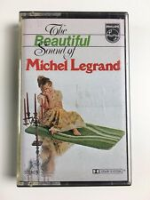 MICHEL LEGRAND - THE BEAUTIFUL SOUND OF - Cassette 7102736 - K7 FRENCH CHANSON