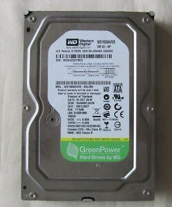 Western Digital WD1600AVVS HDD 160GB Humax Freeview PVR HDD Recorder PVR-9150T