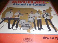 "Dave Clark 5 LP ""Coast To Coast"" 1965 Mono on Epic in VG+"