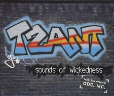 TZANT.Sounds Of Wickedness.CD.New.End Of Stock!