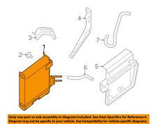 NISSAN OEM Transmission Oil-Fluid Cooler 216063KA2B