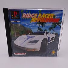 Ridge Racer Revolution Sony Playstation 1 PS1 PAL Spiel Game