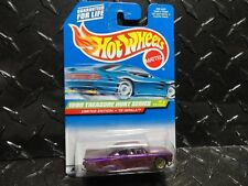 1999 Hot Wheels Treasure Hunt #934 Purple '59 Impala w/Gold Lace Wheels