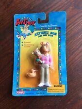 Arthur the Aardvark Arthur's Mom and Baby Kate Pbs Kids Playskool New Sealed