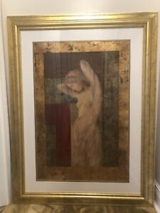 """Csaba Markus """"EOS"""" Hand Signed and Numbered 164/385 Framed."""