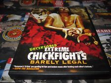 Extreme Chickfights: Barely Legal (DVD, 2007)