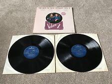 """THE BEST OF ROD STEWART VOL 2 - NEAR MINT UK DOUBLE 12"""" LP 6619 031 PRO CLEANED!"""