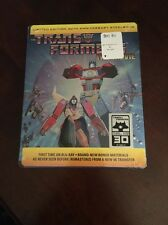 Transformers: The Movie 30th Anniversary Limited Edition Steelbook Blu-Ray