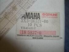 Yamaha OEM NOS clutch friction plate 3X3-16521-00-00 Tri Moto YT125 YT175  #0492