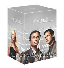 Nip/Tuck: Complete Dylan Walsh TV Series Seasons 1 2 3 4 5 6 DVD Boxed Set NEW!