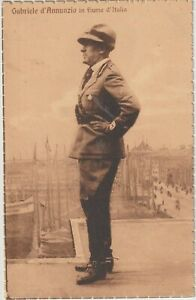1919 ITALY FIUME GABRIELLE D'ANNUNZIO