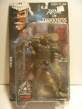 McFarlane Movie Maniacs Series 4 Evil Ash Figure MOC Army of Darkness