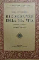 RICORDANZE DELLA MIA VITA LUIGI SETTEMBRINI 1948