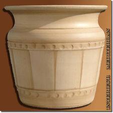 Deko-Blumenübertöpfe aus Keramik mit Blumen- & Garten-Thema