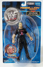 WWF Rebellion Series 4 - Tron Ready Triple H Wrestling Action Figure