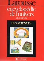 Encyclopedie de l'univers en couleurs - Sciences - Lisa