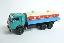 """1970s USSR Russian Soviet KAMAZ 53212 """" MILK """" Model Scale 1/43"""