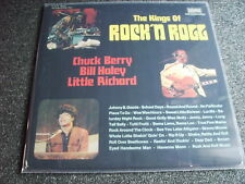 The Kings of Rock n Roll LP-Berry-Haley-Richard-Club Pr