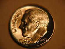 1949 Roosevelt Dime BU uncirculated #1