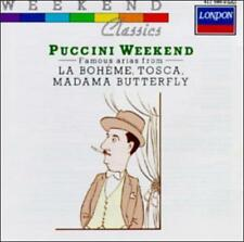 Puccini Weekend (CD, Oct-1990, London)