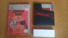 Jordan vs Bird NES Game Boxed NTSC Nintendo Entertainment System