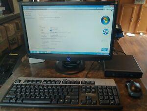 HP EliteDesk 800 G1 (500GB, Intel Core i5 4th Gen., 3GHz, 4GB) PC Desktop -...