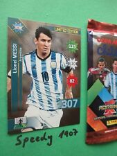 Copa America Chile 2015 Limited Edition Lionel  Messi   Argentina Adrenalyn