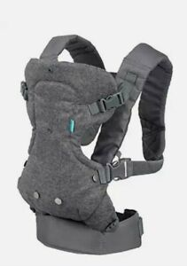 Infantino Flip Advanced 4-in-1 Carrier - Ergonomic, convertible, face-in and and