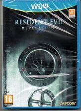 Resident Evil Revelations   'New & Sealed' *Wii U*