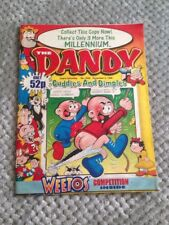 UK Comic Dandy issue 3028 December 4th 1999