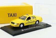 1:43 FORD CROWN VICTORIA NEW YORK 1992 TAXI Diecast Model