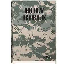 NIV, Holy Bible, Military Edition, Compact, Paperb