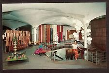 1962 Philippine interior Seattle World's Fair Century 21 exposition postcard