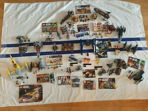 LEGO star wars große Konvolut Sammlung