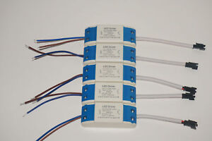 3 - 36 Watts LED Constant Current Transformer Power Supply Driver Top Quality