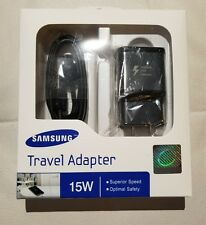 OEM Samsung Galaxy S8 S8+ Charger Home Wall Fast Charging With USB Type C Cable