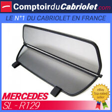 Filet anti-remous coupe-vent, windschott Mercedes SL (R129) cabriolet - TUV