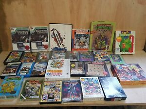 Joblot of Commodore 64 Computer tape games  (2)