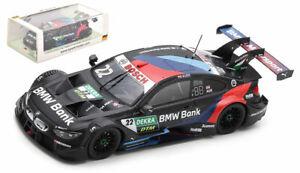 Spark SG663 BMW Bank M4 #22 Hockenheim DTM 2020 - Lucas Auer 1/43 Scale